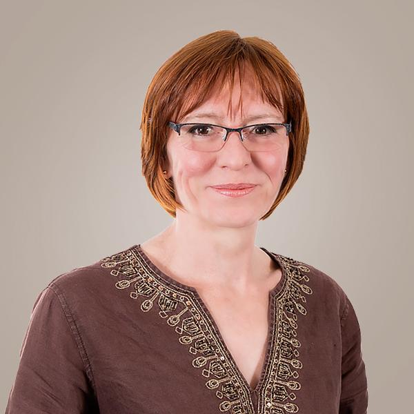 Sekretärin Anita Assmann
